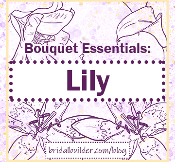 Build a Bouquet with Lilies