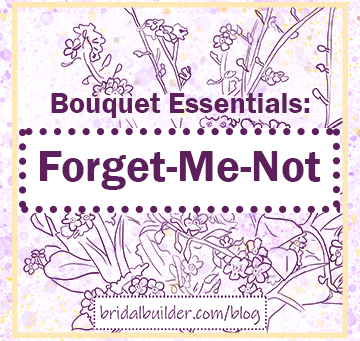 Build a Bouquet with Forget-Me-Not