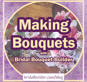 Update: I DIY'ed My Mom's Wedding Flowers with the Bridal Bouquet Builder App
