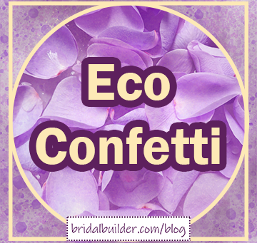 EcoConfetti - Petals for Throwing