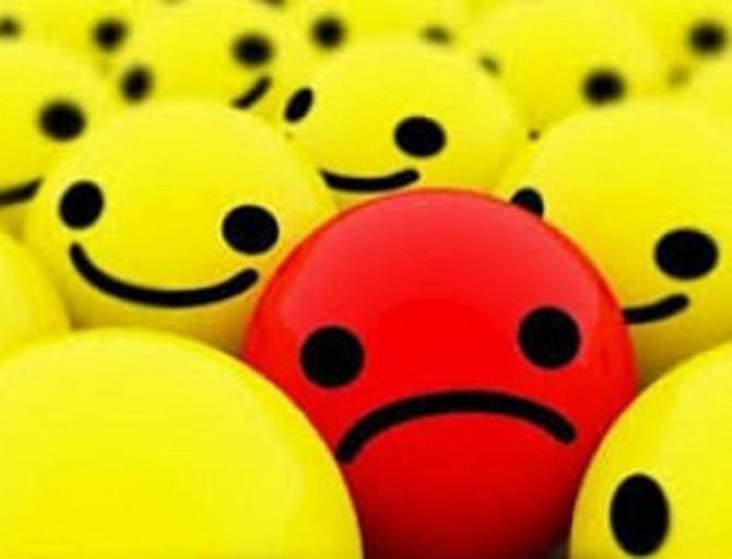تفاوت اختلال افسردگی و افسرده خویی