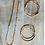 Thumbnail: Cerro Hoop Earrings