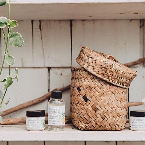 Herbs and Tea Gift Set