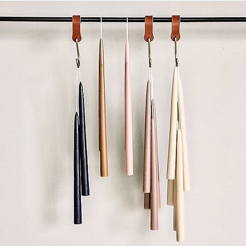 """Pair of 12"""" Taper Candles"""
