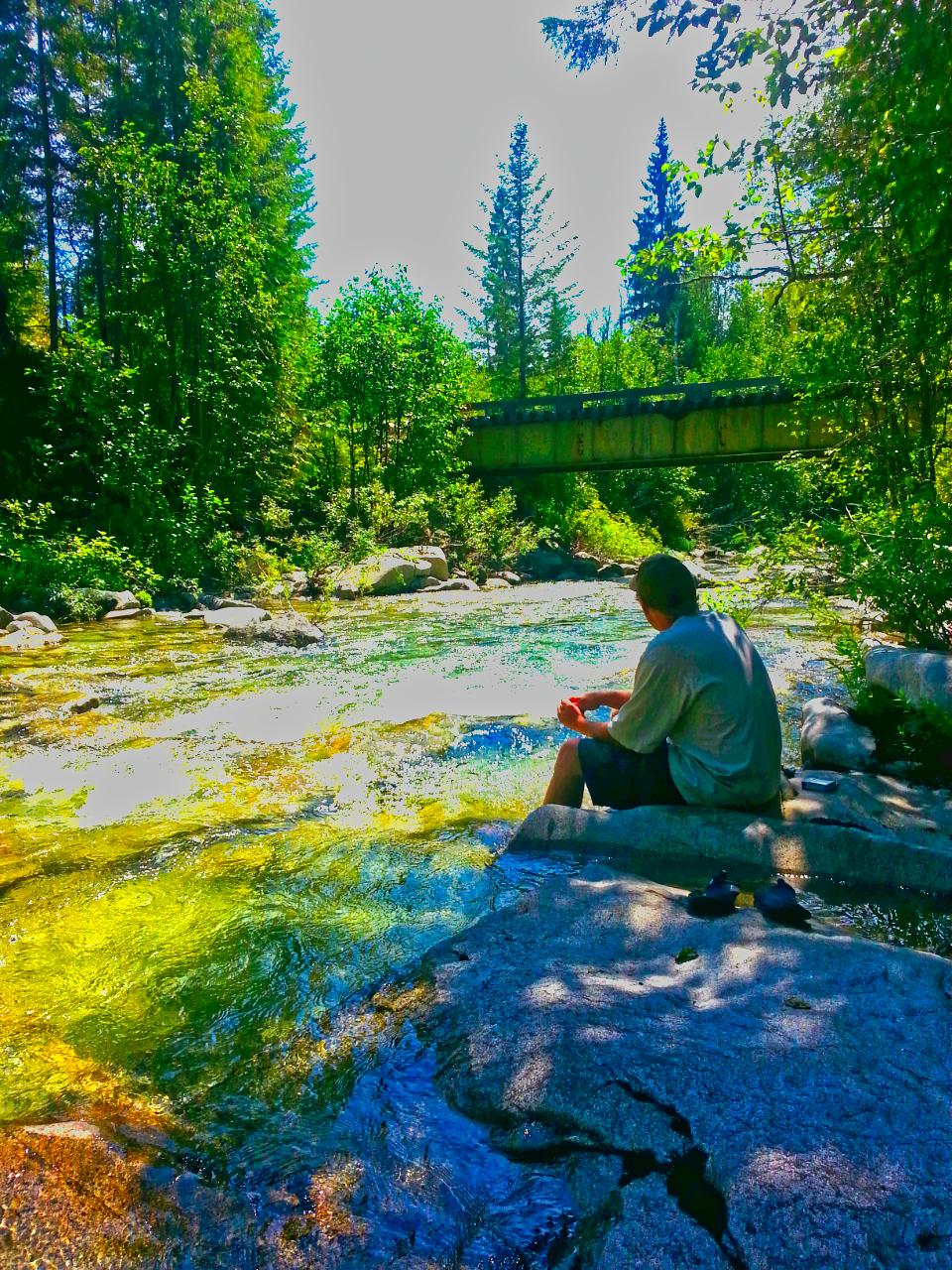 Barnes Creek Peace