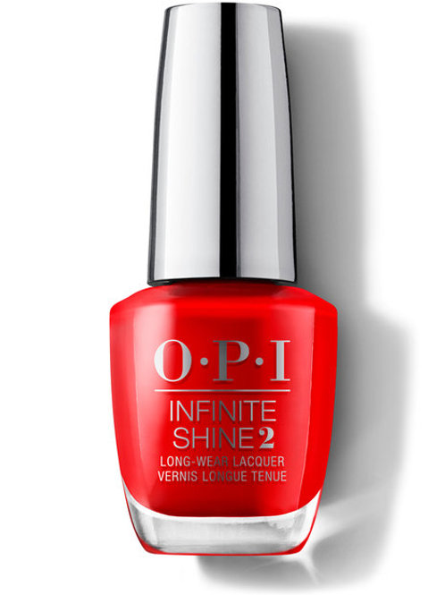 Unrepentantly Red O.P.I Infinite shine 2
