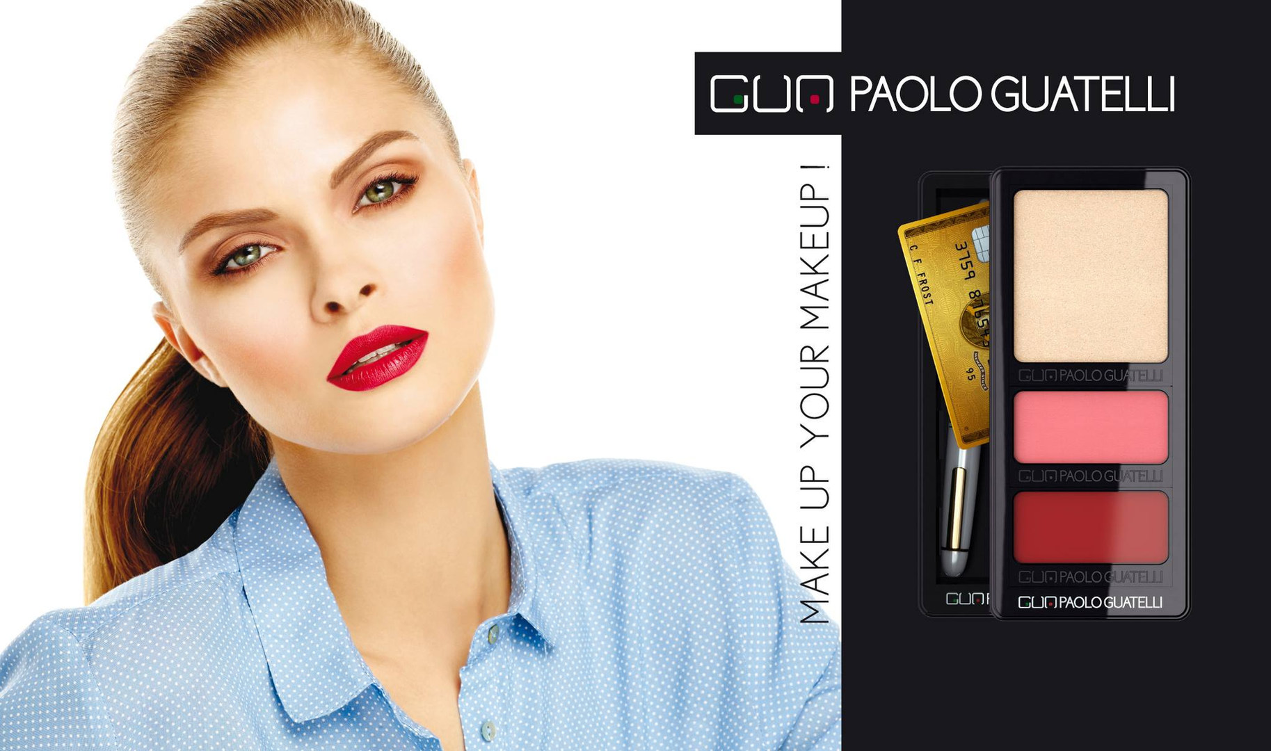 Maquillage Paolo Guatelli