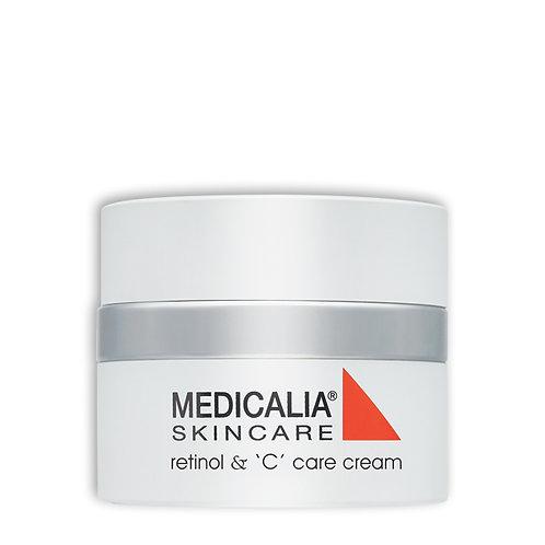 Créme de soin Retinol & 'C' Medicalia