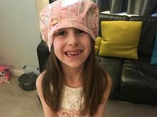 Aveline, age 7