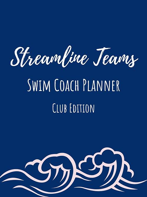 2021 Club Coach Planner