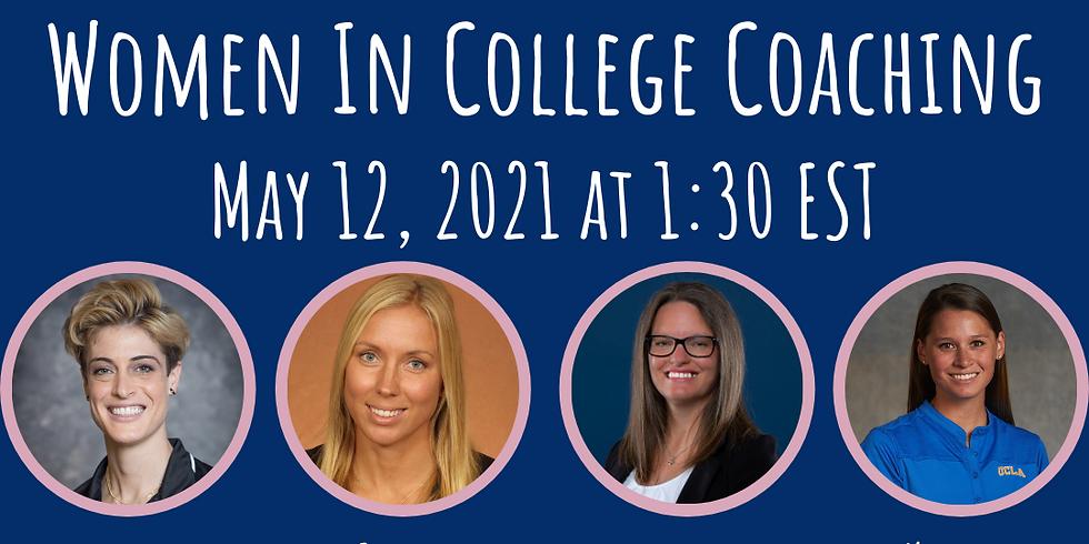 Women In College Coaching