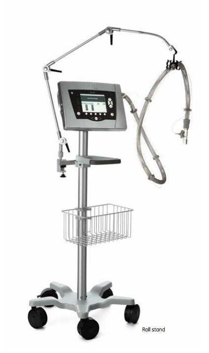 home ventilator and stand