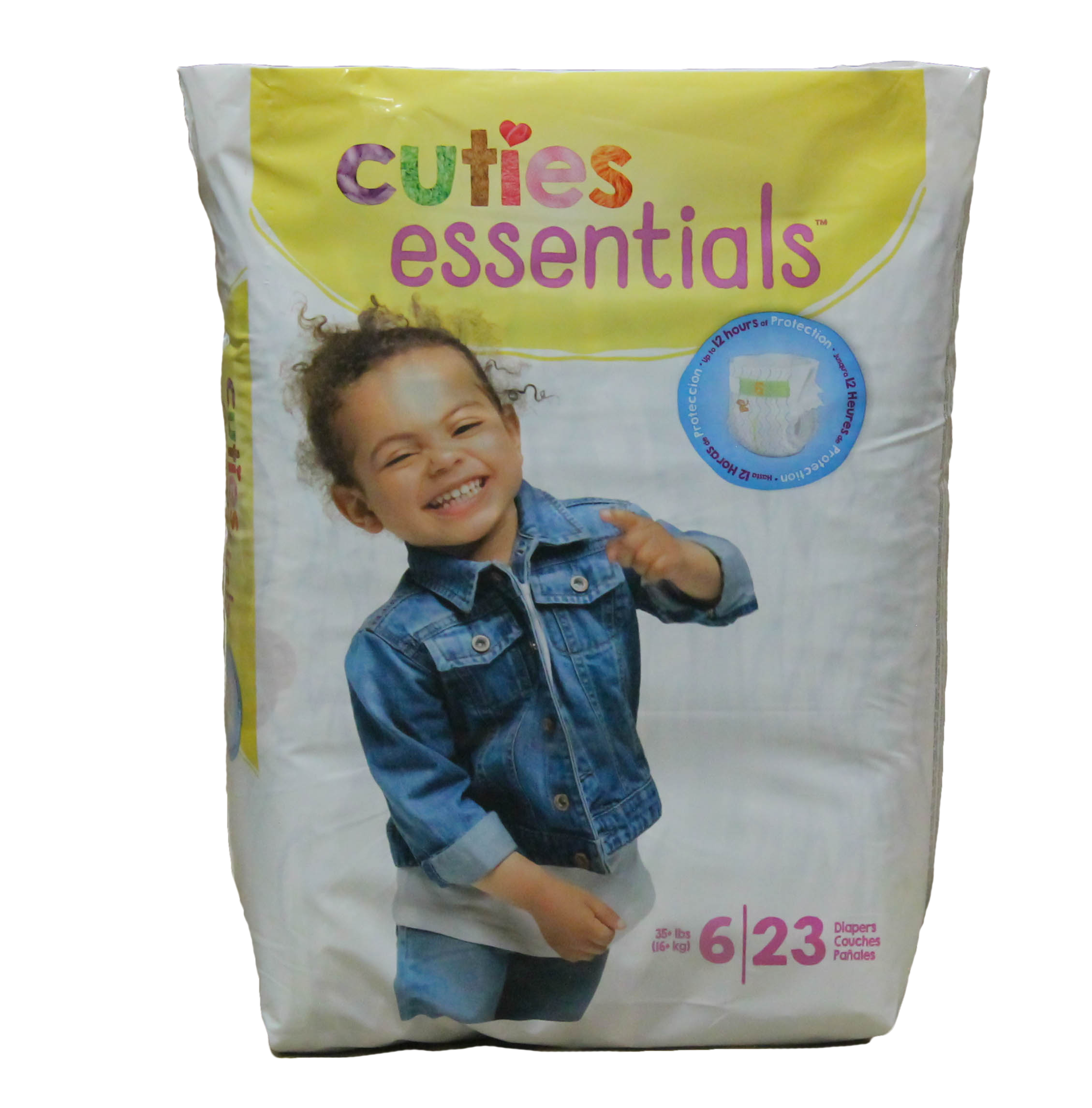 Cuties Essentials size 6