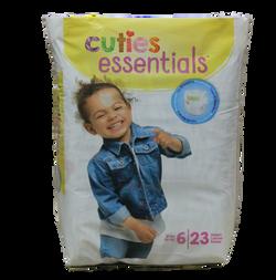 Cuties Essentials size 6