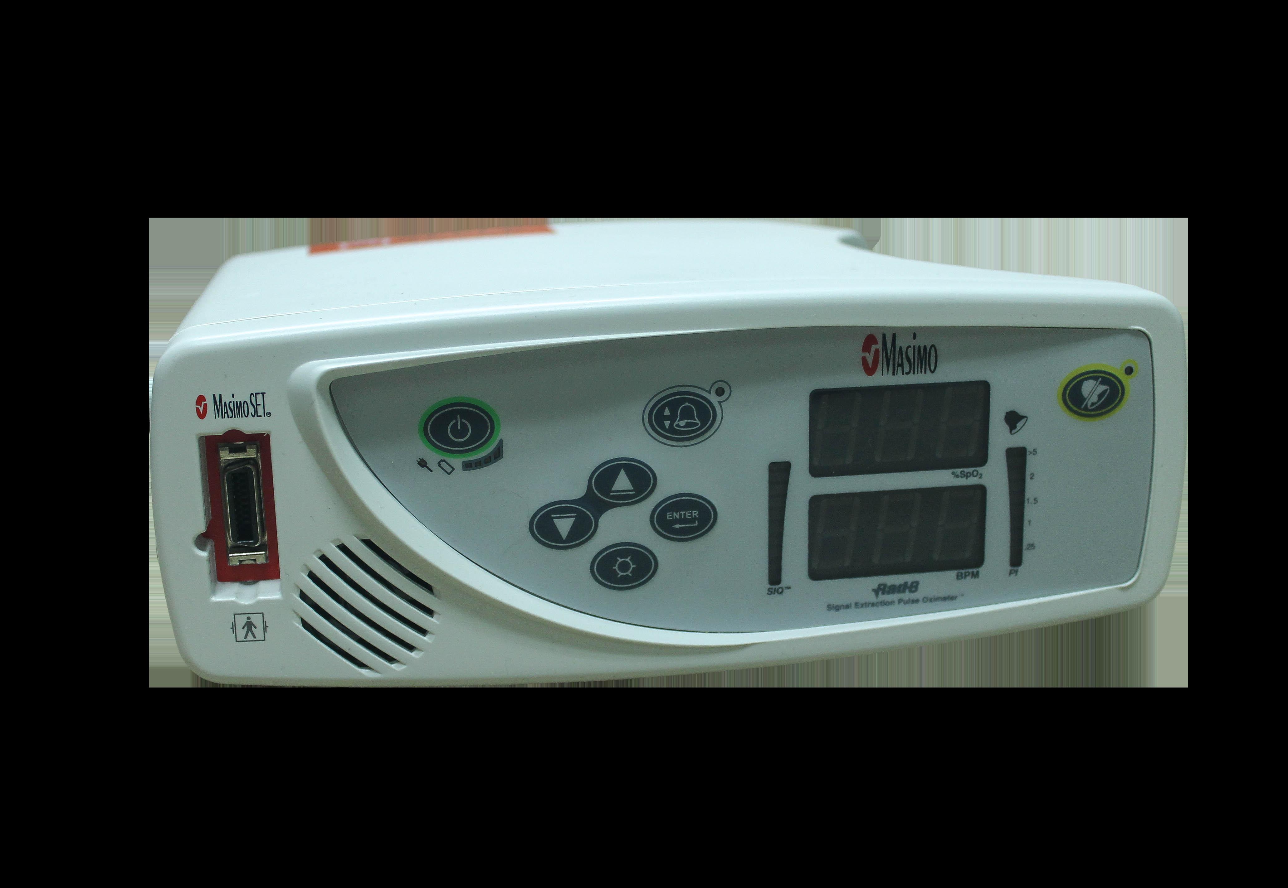 Masimo Rad-8 Pulse Oximeter