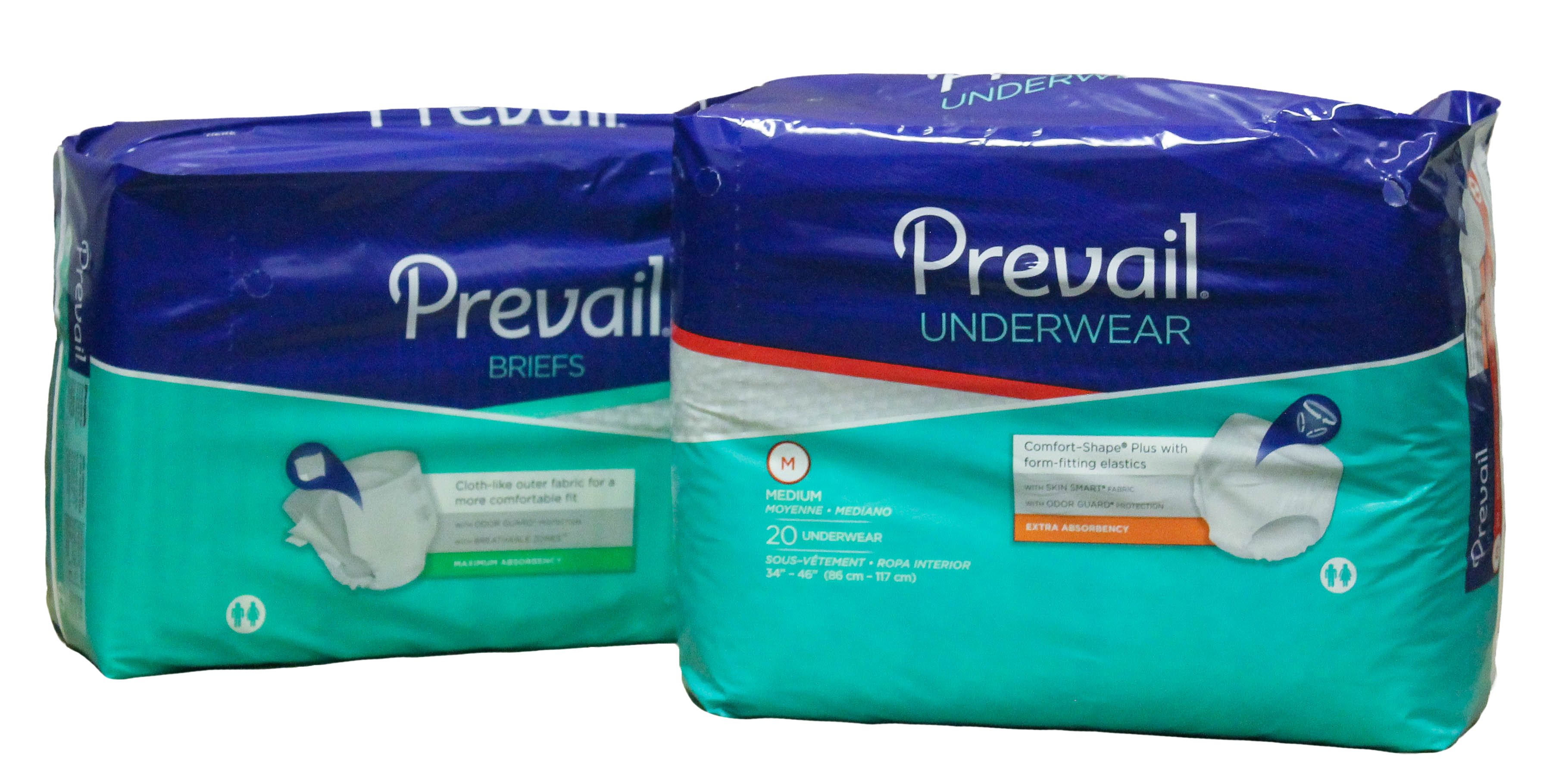 Prevail Briefs and Underwear