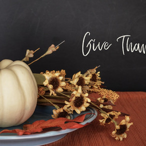 How to Take Care of The Caregiver at Thanksgiving