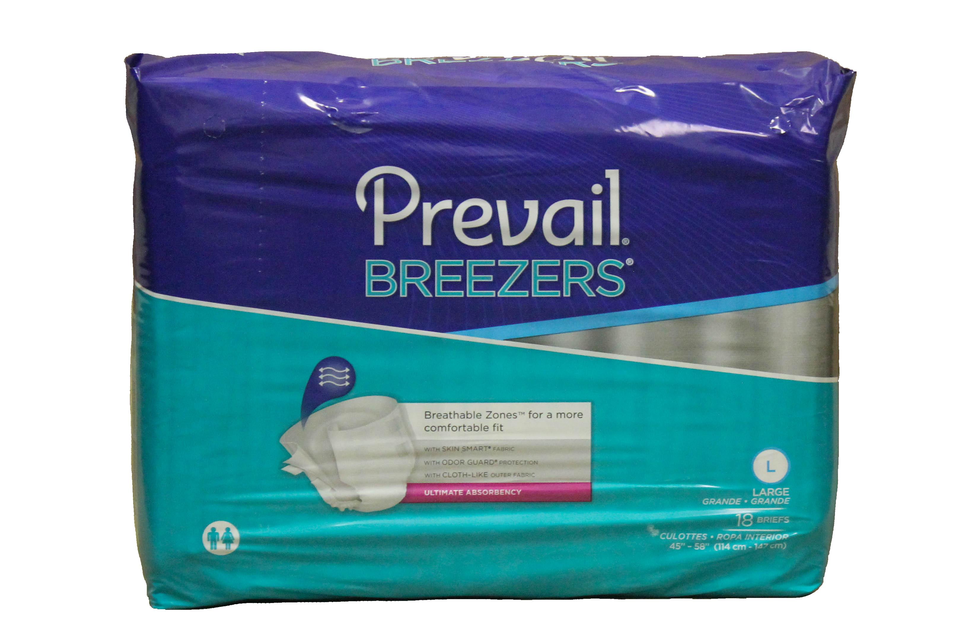 Prevail Breezers