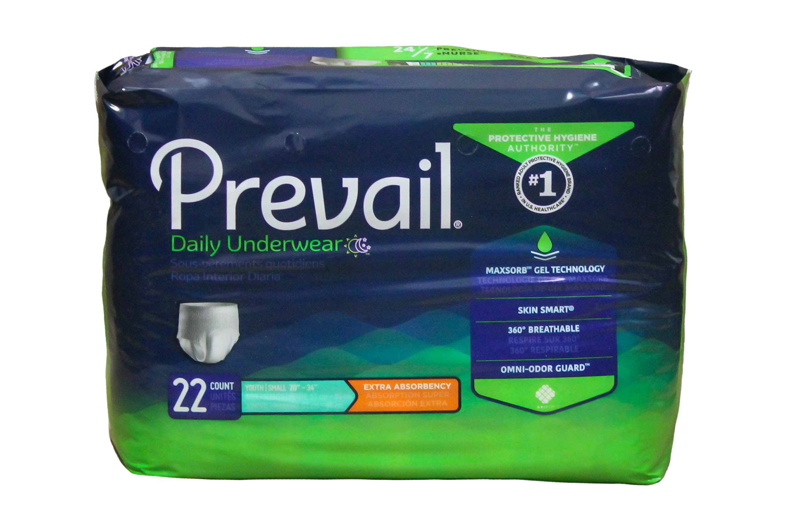 Prevail Daily Underwear
