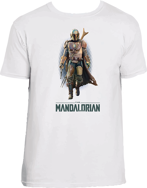 CS060 CAMISETA THE MANDALORIAN 006