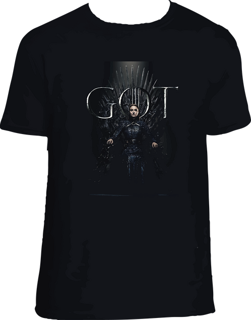 CAMISETA SANSA GOT