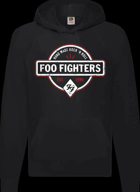 SUDADERA FOO FIGHTERS LOGO - CMS017