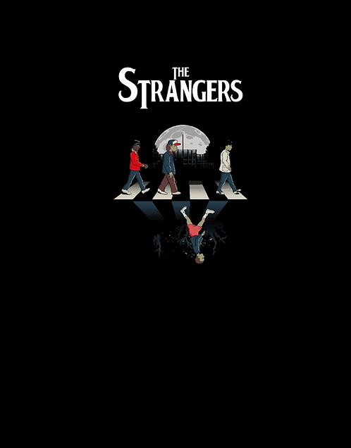 CCO27 CAMISETA THE STRANGERS