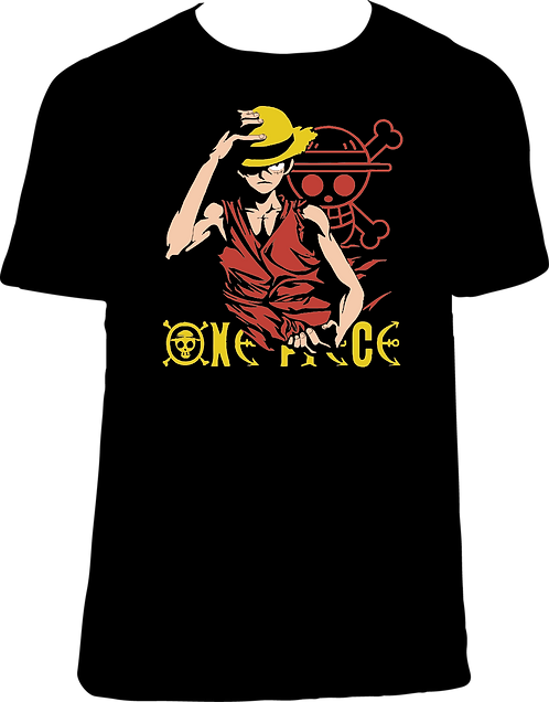 CCO017 CAMISETA ONE PIECE 001
