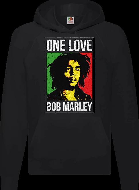 SUDADERA BOB MARLEY 002 - CMS156