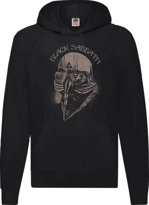SUDADERA BLACK SABBATH TOUR '74 - CMS142