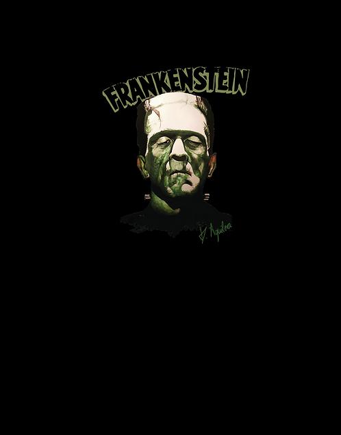 CC058 CAMISETA FRANKENSTEIN