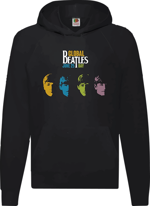 SUDADERA BEATLES GLOBAL - CMS007