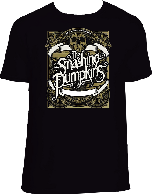 CM102 CAMISETA SMASHING PUMPKINGS