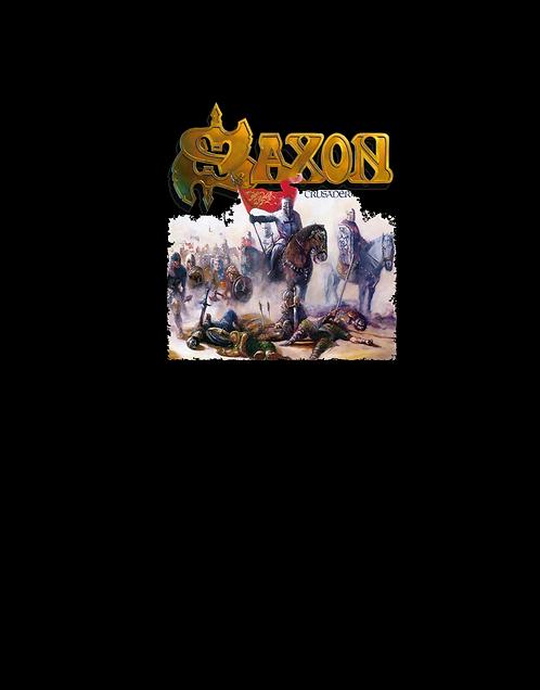 CC222 CAMISETA SAXON CRUSADER