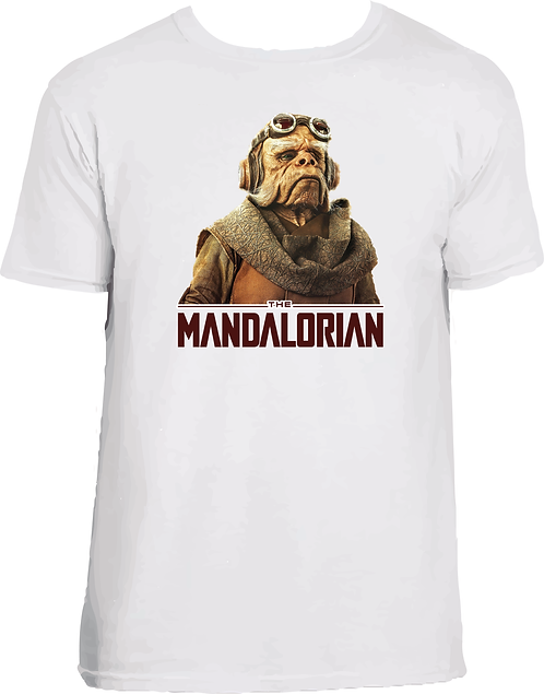 CS055 CAMISETA THE MANDALORIAN - KUIIL