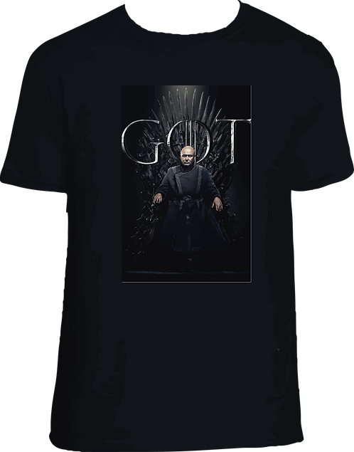 CAMISETA VARYS GOT