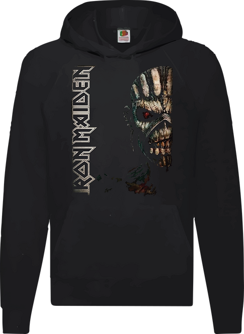 SUDADERA IRON MAIDEN BOOK OF SOULS - CMS246