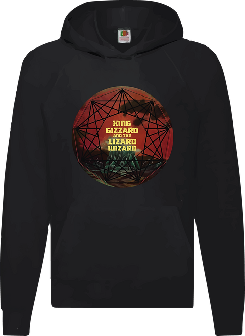 SUDADERA KING GIZZARD AND THE LIZARD WIZARD - CMS181