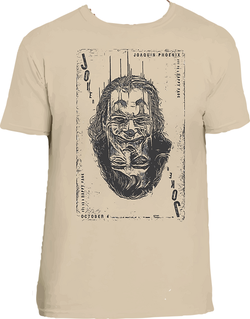 CAMISETA THE JOKER 001