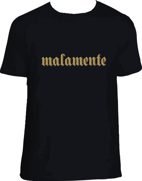 CM057 CAMISETA ROSALÍA MALAMENTE