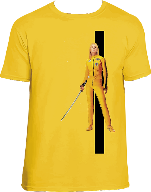 CAMISETA KILL BILL