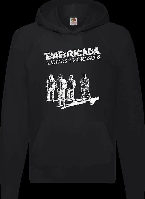 SUDADERA BARRICADA BARRIO CONFLICTIVO - CMS199