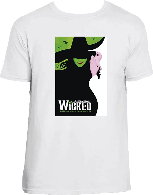 CAMISETA WICKED