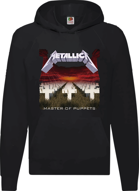 SUDADERA METALLICA MONSTERS OF PUPPETS - CMS036