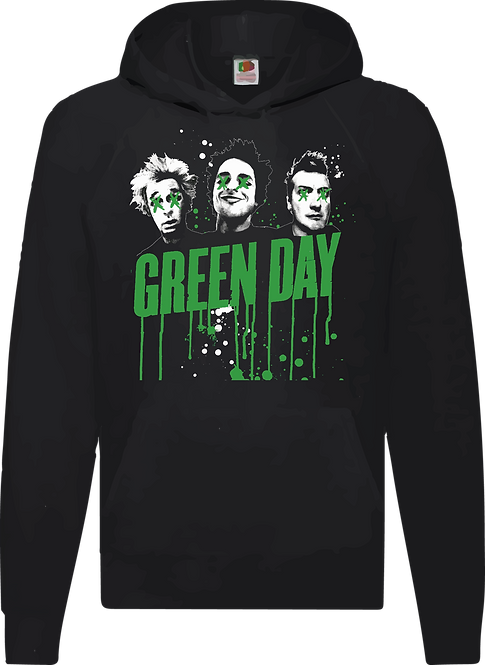 SUDADERA GREEN DAY - CMS022