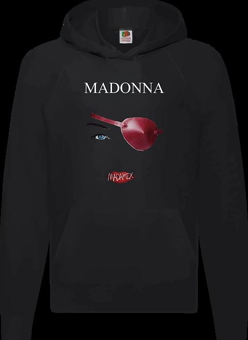 SUDADERA MADONA MADAME X  - CMS094