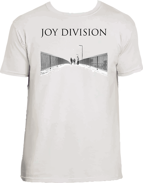 CM126 CAMISETA JOY DIVISION 003 THE BEST OF JOY DIVISION
