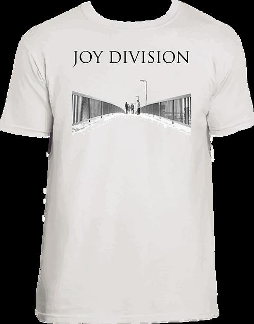 CM126 CAMISETA JOY DIVISION 003 THE BEST OF JOY DIVISION