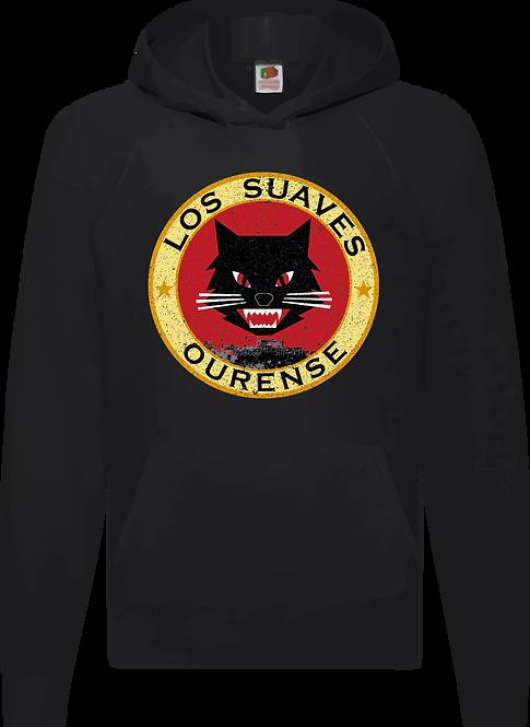 SUDADERA LOS SUAVES OURENSE - CMS118