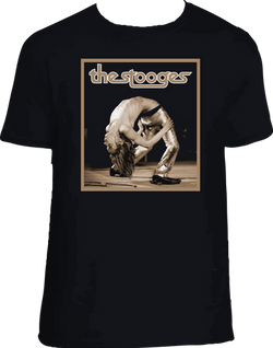 THE STOOGES CAMI NEGRA